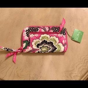 Vera Bradley wallet. New with tags